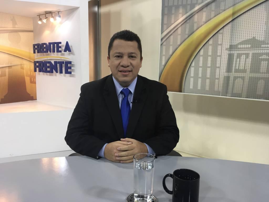 Participación en Frente a Frente de Telecorporación salvadoreña 15/10/19